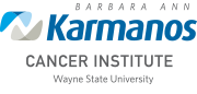 KarmanosCancerCenter.com main logo, homepage link